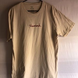 Men's Large Diamond supply CO shirt